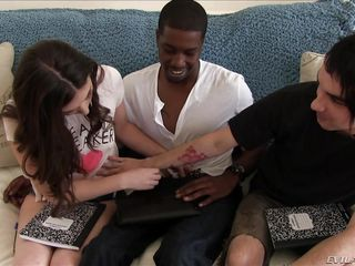he has to lick her soles @ mean cuckold #06