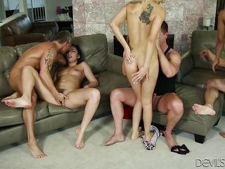 lusty couples get extremely naughty @ neighborhood swingers #14