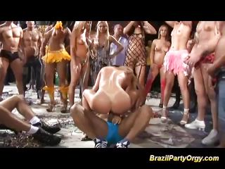 brazilian club fuck group sex
