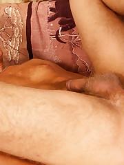 Sandra De Marco Enjoys Pegging