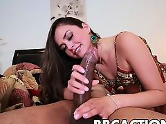 Allie Haze accepts dicked down