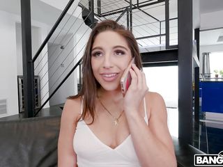 abella danger was brutally fucked by two robbers