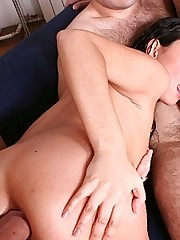 Giant Cock Anal