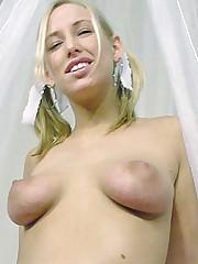 Prego Babe Hot Striptease