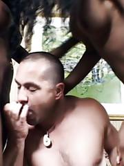 Steamy Sheboy Threesome